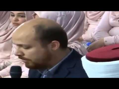 Bilal Erdoğan dan Kur an ı Kerim Ziyafeti