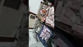 Police Raid house in Greater Kailash Delhi and recovered over 8 crore rupees