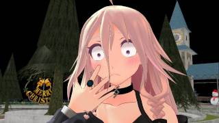 【MMD】Huh? (MikuoxIA)