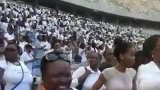Andile KaMajola live eMoses Mabhida Stadium