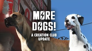 More Dogs! A Quick Creation Club Update for Fallout 4