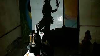 Maha Shivrati Shadow Art || Arjun Manikpuri