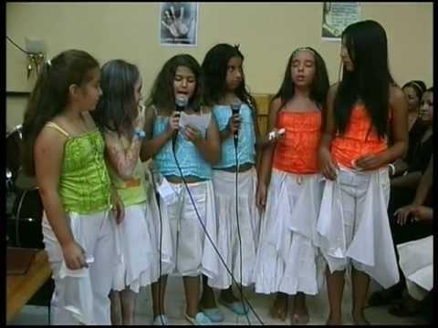 danzas de las niñas pequeñas de alcala