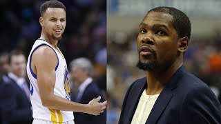 Even the Warriors are Sick of Kevin Durant