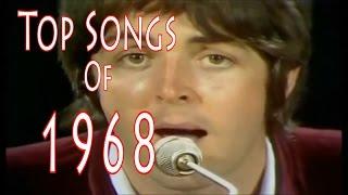 Top Songs of 1968