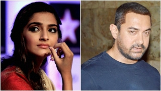 Sonam Irked When Asked About Anand | Aamir Gets Emotional