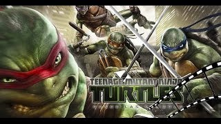Teenage Mutant Ninja Turtles Out Of The Shadows Full Movie - Pelicula Completa Español - Game Movie