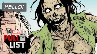 Unstoppable Appetite for Action! MARVEL ZOMBIE #1 and more! | Marvel's Pull List