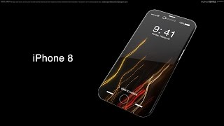 iPhone 8 Official 2017 - Concept