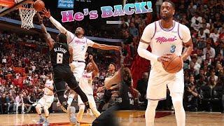 Dwyane Wade ENDS Miami