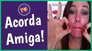 ACORDA AMIGA - MULHER BURRA by Vanessa de Oliveira