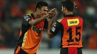 Mustafiz Bowling in ipl vs Gujrat Lions HD