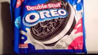 double stuf oreo cookies