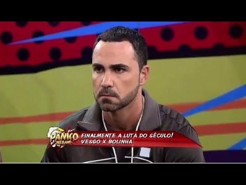 Pânico na Band 09 06 13 Vesgo aceita a luta com Bolinha