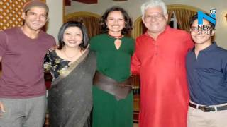 Actor Om Puri calls off 26 yearlong marriage with second wife