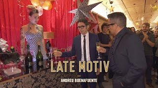 LATE MOTIV - ¡Hasta pronto Berto Romero! | #LateMotiv237