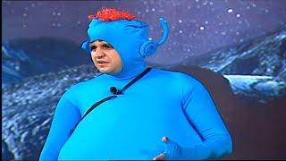 مصطفي خاطر يبدع في تقليد ( محمود المليجي - توفيق الدقن - كمال الشناوي ) ... #تياترو_مصر
