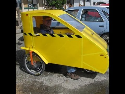 Delta motor assisted tricycle