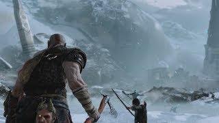 GOD OF WAR E3 2017 Gameplay Walkthrough Demo (God of War 4 Gameplay)