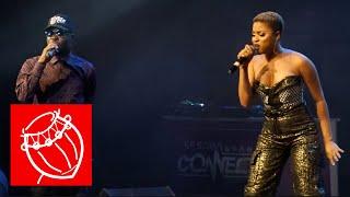 Adina performs 'Forgive' with Teephlow @ BF Suma Ghana Connect concert | Ghana Music
