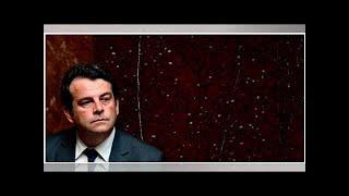 Le député LRM Thierry Solère placé en garde à vue