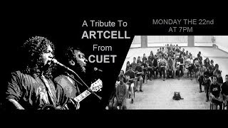 A Tribute To Artcell From CUET Artcell Army