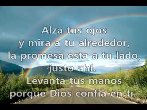 Alza tus Ojos Jose Luis Reyes Letra