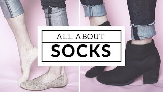 What Socks to Wear with Shoes & Boots