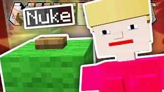 Minecraft | BABY SETS OFF A NUKE?! | Who