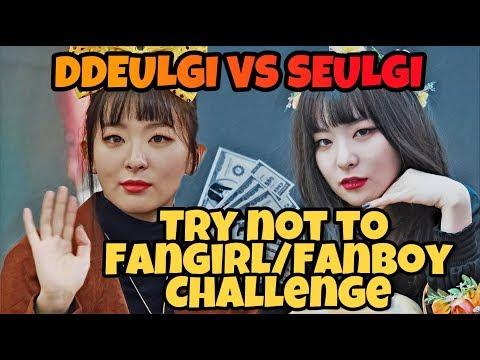 DDEULGI VS SEULGI PART 2 뜰기 vs 슬기