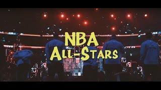 2017 NBA All-Star 90's Sitcom Intro