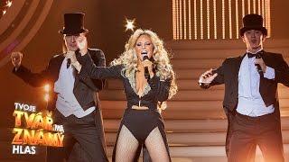 Markéta Konvičková jako Beyonce