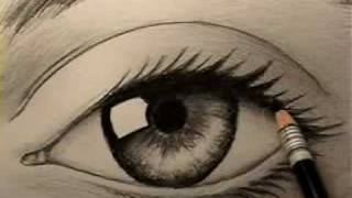 How to Draw a Realistic Eye