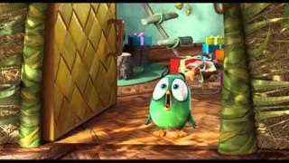 Happy birthday - Angry Birds