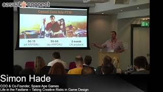 Life in the Fastlane – Taking Creative Risks in Game Design | Simon Hade
