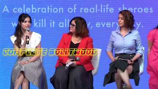 Interaction Session Between Divya Kumar, Tisca Chopra & Others At 'Project Eve'-3