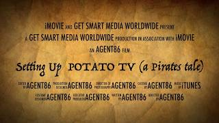 How to Set Up IPTV Potato TV by Couch Potato  (A Pirates Tale)