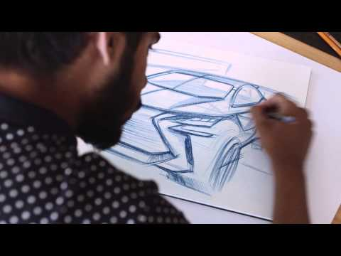 Xxx Mp4 How To Draw A Car Designing The Lexus LF SA 3gp Sex