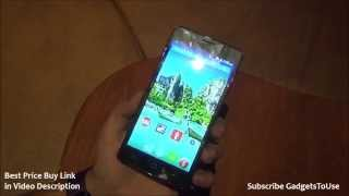 Intex Aqua Power Hands on Review, Unboxing, Camera, Price, Features and Overview