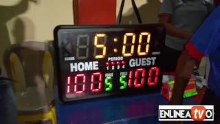 #DEPORTESenLineaTVo Juego Final del torneo del hoyo 2016