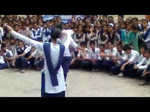 Himachali dance by Students