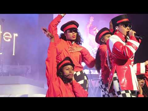 Janelle Monae - Crazy, Classic, Life (Few minutes into song, not a lot.)