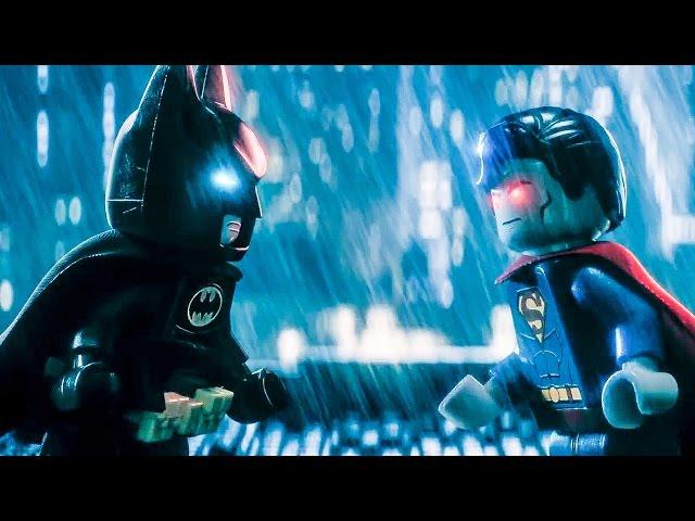 THE LEGO BATMAN MOVIE Offizieller Trailer 1 - 3 (2017)