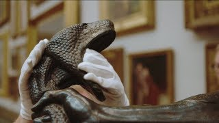 Developing disabled access in galleries and museums