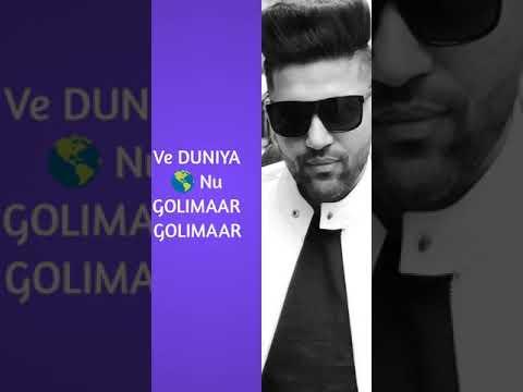 Xxx Mp4 GOLIMAAR Lyrics New Song By Guru Randhawa T Series 3gp Sex