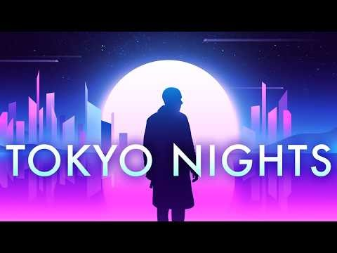 Tokyo Nights - A Synthwave Mix