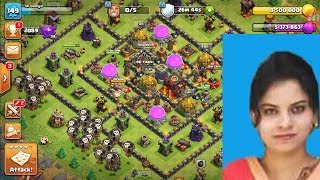 bd real girl.coc all time best loot nin.and best bd clan join korun