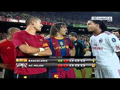 Xxx Mp4 Penalties Barcelona 3 1 AC Milan 25 08 2010 3gp Sex