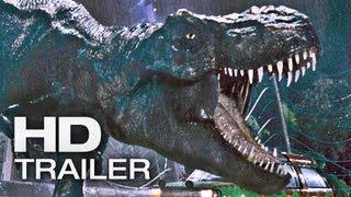 Exklusiv: JURASSIC PARK 3D Trailer Deutsch German   2013 Official Spielberg [HD]