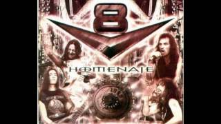 "V8 ""Homenaje"" en Vivo Obras Full Album  1996"